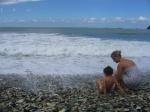 Вишневка пляж