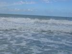 море пляж Вишневка