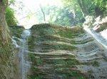 Долина реки Аше водопады