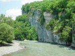 Сплав по горной реке Мзымта