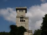 башня на Ахуне Сочи