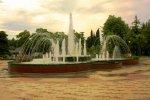 Лазаревское фото фонтан в центре