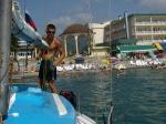 яхта Лазаревская