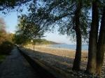пляж санатория Лазаревское