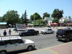 Лазаревское 2010 центральная площадь у Восхода