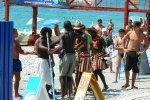 Тумба юмба Лазаревское пляжный отдых
