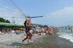 Лазаревское отдых на пляже