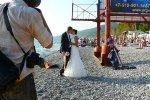 Лазаревское пляжный отдых свадьба в Лазаревской на пляже