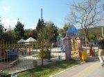 Лазаревское в мае  2010 Парк Культуры и Отдыха, детский городок