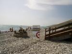 Лазаревское пляж 2009 год