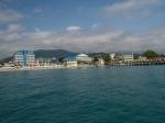 гостиница Шторм с моря Лазаревское-набережная в мае
