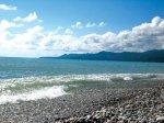море и пляж в Агое