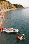 Ольгинка пляж