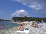 Новомихайловка пляж www.marin-tur.ru