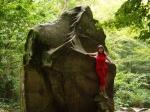Лунный камень - Лазаревское экскурсии - Свирское ущелье