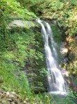 водопад в Солониковском ущелье