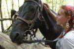 конные прогулки к водопадам в Лазаревском маршрут