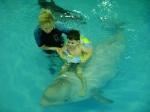 Лазаревское дельфинотерапия